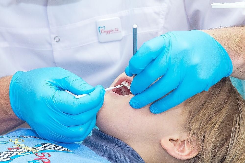 lechenie zubov u detey