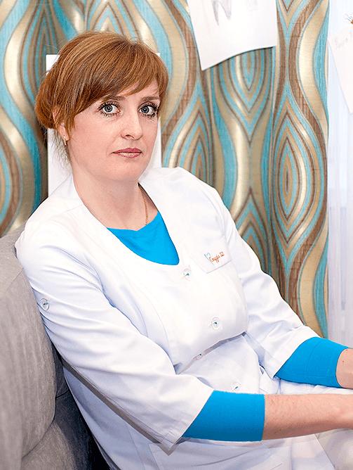 Олена Бардик