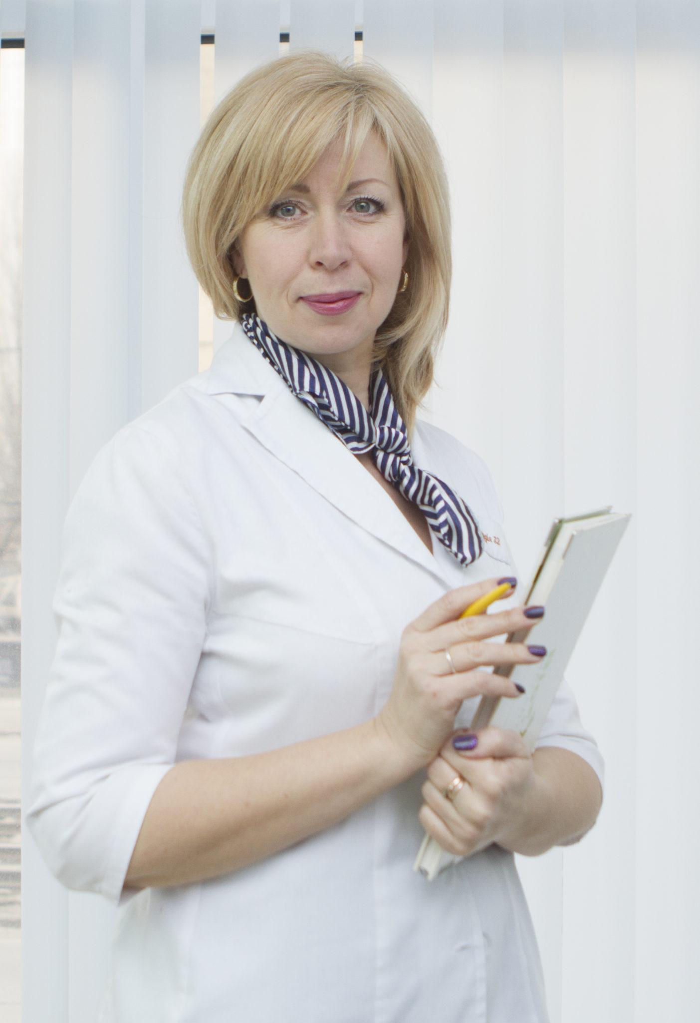 Елена Лукьянчук