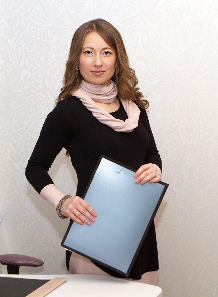 Yuliya Sharapa stomatolog