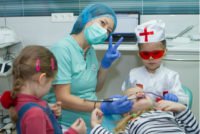 Занития по стоматологии Студия 32