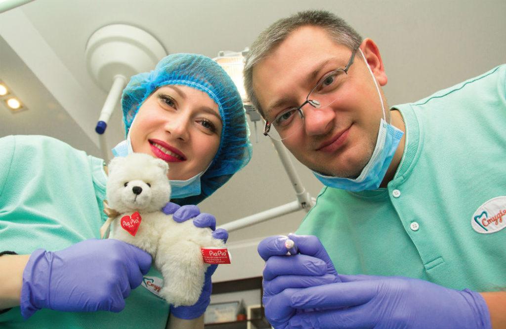 Ведущие стоматологи Студии 32
