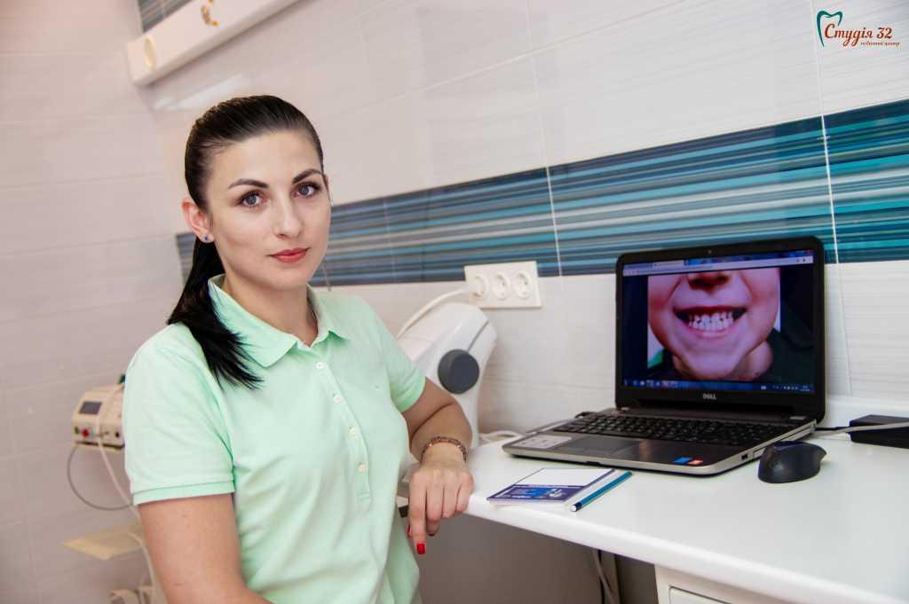 Детский стоматолог Студии 32