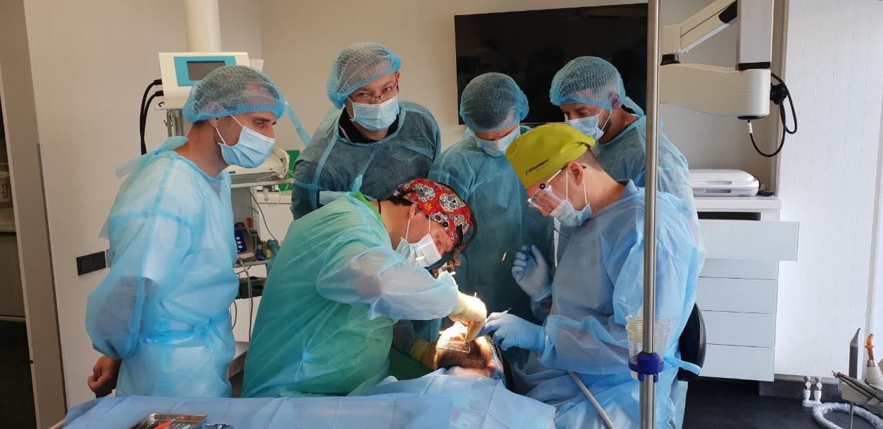 Учеба в операционной