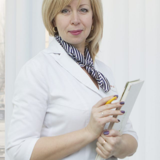 Олена Лукьянчук