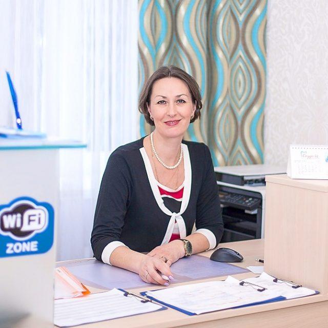 Тетяна Панфiлова