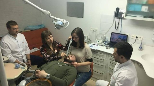 Ергономіка для стоматологів