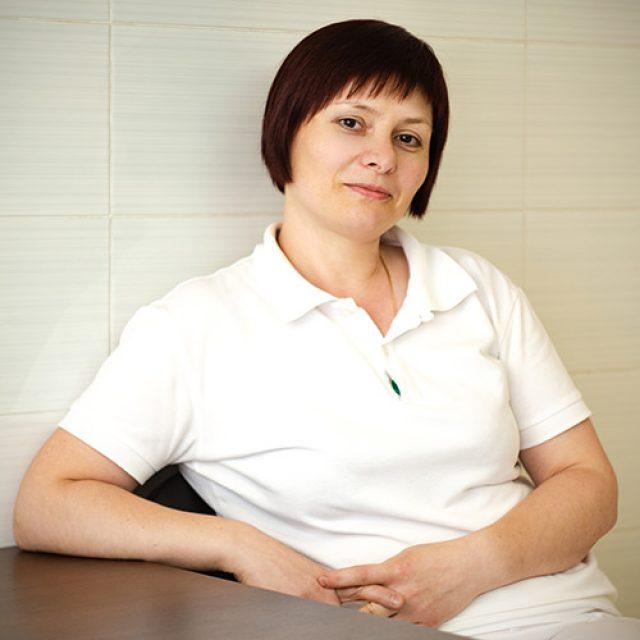 Бородавко Оксана Михайловна