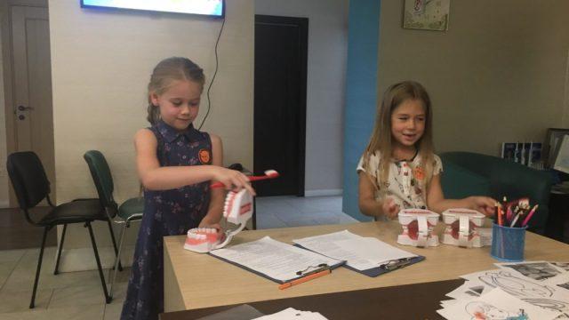 Детский день — фоторепортаж с 22 сентября