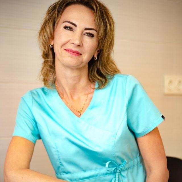 Чумак Людмила Владимировна