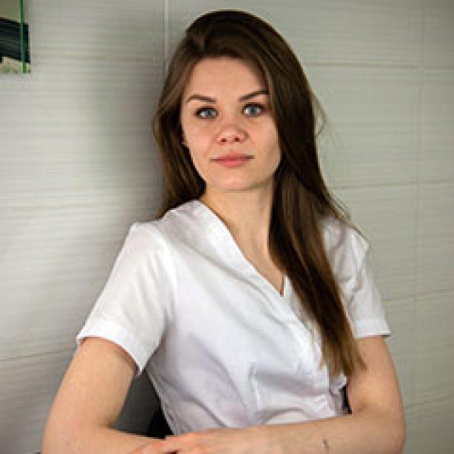 Трохимчук Анна Юрьевна