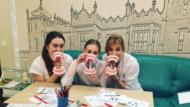Фоторепортаж с праздника здоровых зубов