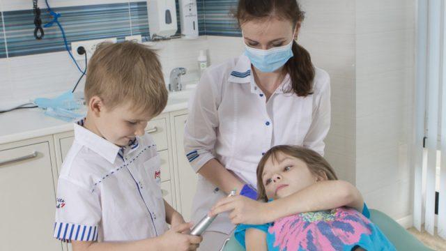 Дети в стоматологии – 7 шагов успешной адаптации