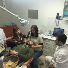 Эргономика для стоматологов