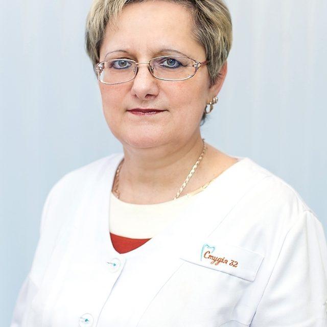 Вера Вертелецкая